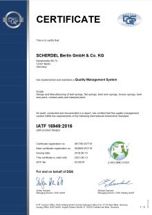 IATF 16949 (Berlin)
